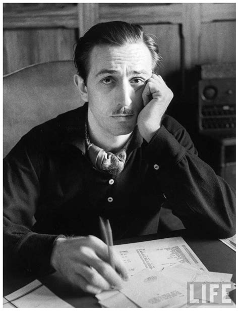 Walt Disney, by Alfred Eisenstaedt 1938 | Early Hollywood