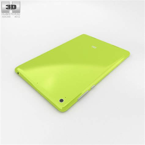 Tablet Xiaomi 9 Inch Xiaomi Mi Pad 7 9 Inch Green 3d Model Hum3d