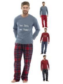 luxury mens pyjamas novelty print pjs fleece lounge