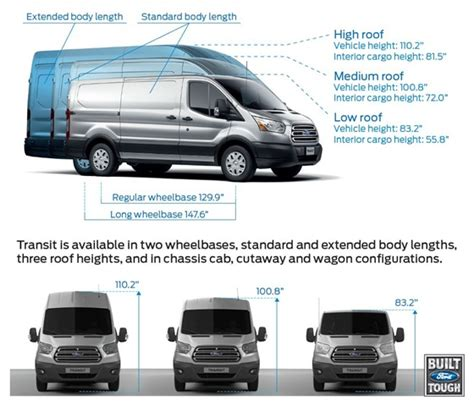 forde height ford details all new transit styles and transit