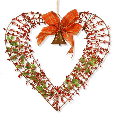 decorative hearts for the home national tree company 16 in valentine heart decor rav