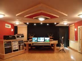 Wood Paneling In Bedroom Design Considerations For Recording Studios Steven Klein