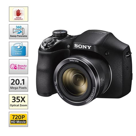 Sony Dsc H300 Review sony cyber dsc h300 bc e32 point shoot digital cool product reviews