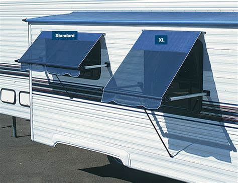 rv window awning xl window awning shadepro