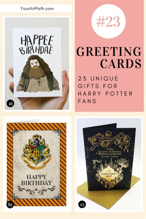 birthday gifts for harry potter fans 23 unique gifts for harry potter fans