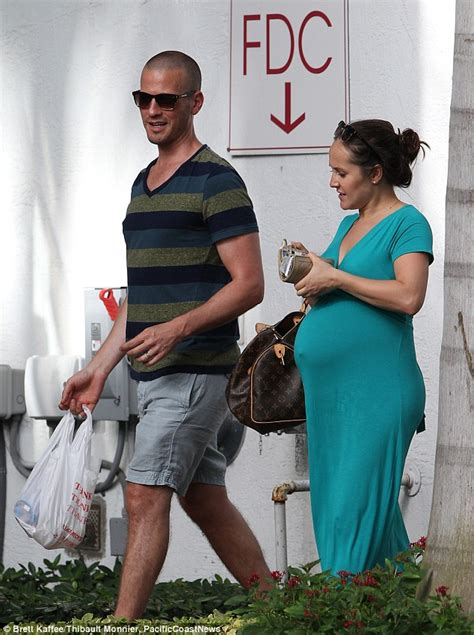 Bachelorette Expecting by Hebert Covers Baby Bump In Teal Maxi Dress With Jp