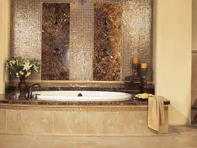 bathroom glass tile designs 30 great ideas of glass tile for bath