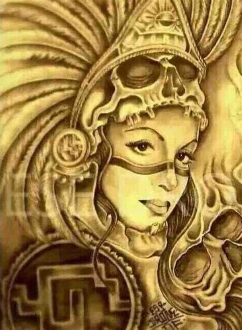 warrior princess tattoo designs 17 best images about the of central america on