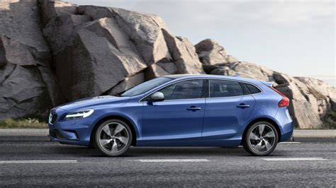 the volvo v40 the volvo v40 now with added thor top gear