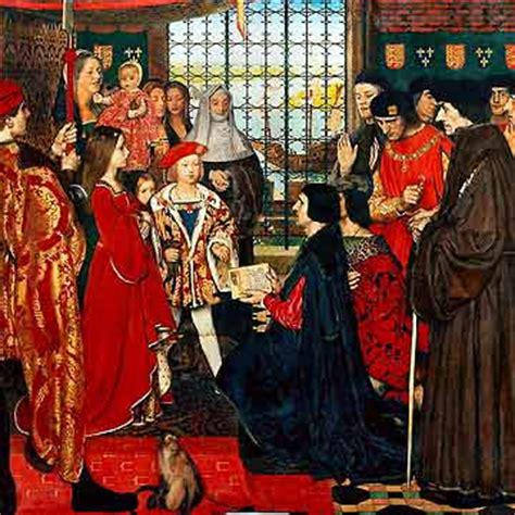 The Murder Of Henry Viii these restless skies sir more