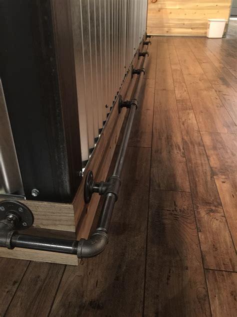 bar foot rail bar foot rail rubbed bronze all images 8 ft
