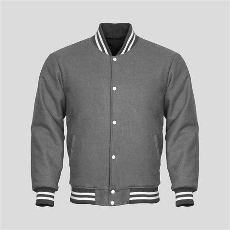 design your own varsity jacket online free complete wool gray varsity jacket