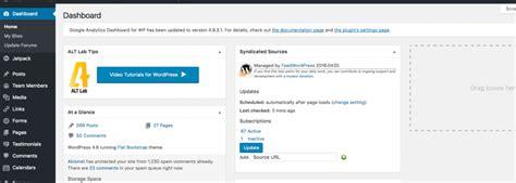 wordpress tutorial hyperlink lynda tutorial link in rages dashboard plugin bionic