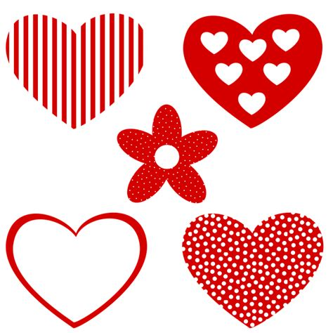 heart pattern png free illustration heart hearts red free image on