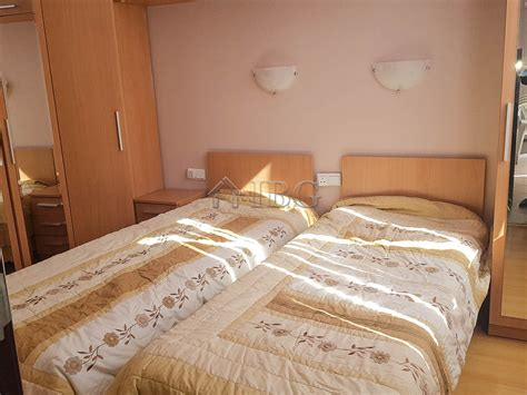 sunny beach bedroom furnished 1 bedroom apartment in sunny beach 500 m from