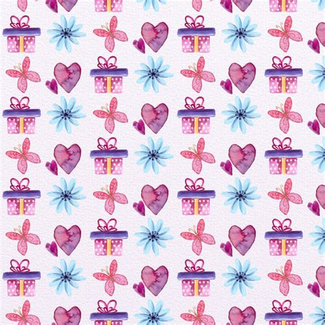 cute pattern for photoshop cute valentine s day pattern photoshop vectors