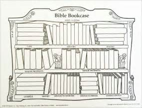 books of the bible coloring pages bible bookcase wall chart