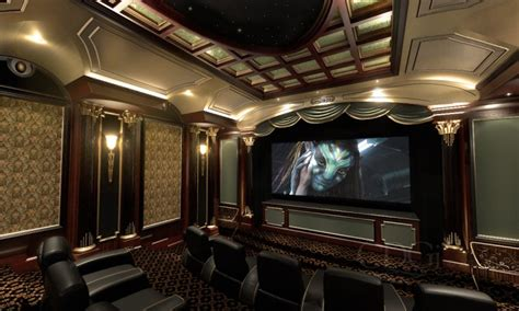 home theater design kerala design on pinterest