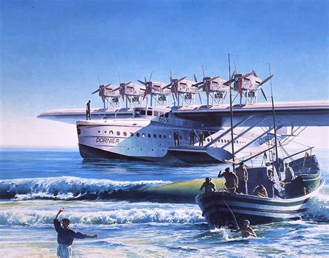 flying boat airplane crudmudgeonz tumblr main image by shigeo koike via