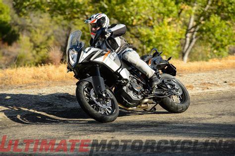 Ktm 1190 Change 2016 Ktm 1190 Adventure Review Taking In Cabrillo Highway
