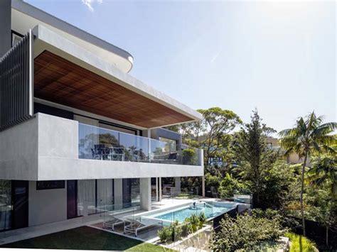 Modern Luxury Villa Design Www luxury modern villa in sydney by corben architects