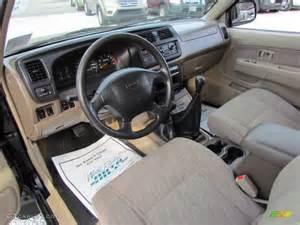 Nissan Frontier 2004 Interior Beige Interior 1999 Nissan Frontier Se Extended Cab 4x4
