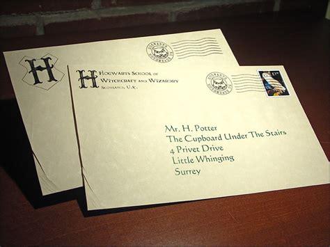 Hogwarts Acceptance Letter Envelope Harry Potter Hogwarts Acceptance Letter Marauders Map