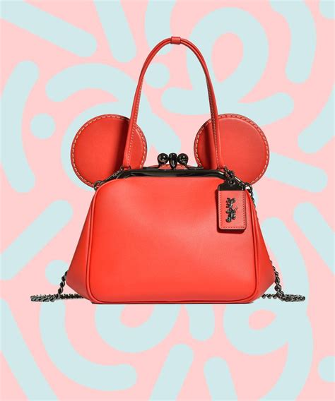 minnie mouse coach outlet 960 curated disney merchandise ideas by roxasfanatic