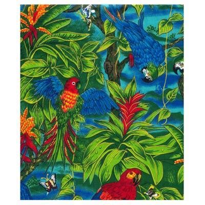 tropical coverlets parrots tropical bedding and beach bedding