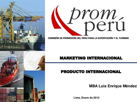 Tv Product Marketing Mba Intern by Producto Internacional