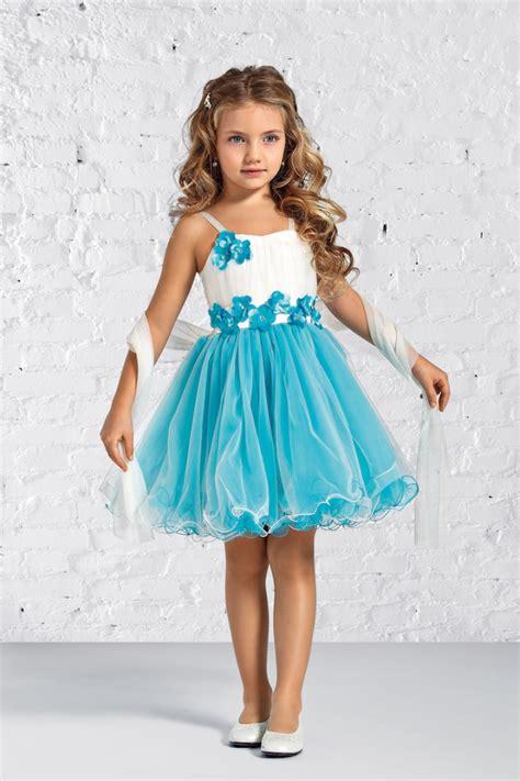 Robe De Mariée Bleu Turquoise Et Ivoire - robe enfant de c 233 r 233 monie ivoire et bleu turquoise
