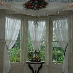 kitchen bay window curtain ideas 1000 ideas about bay window curtains on bay window designcorner
