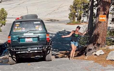 Southern California Jeep Trails Top 10 Roading Destinations For Summer 2012 Travel