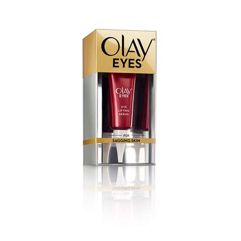 Olay Eye Roll On olay eye lifting serum for sagging skin