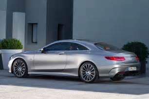 2015 Mercedes S Class Sedan 2015 Mercedes S Class Coupe Rear Side View And House