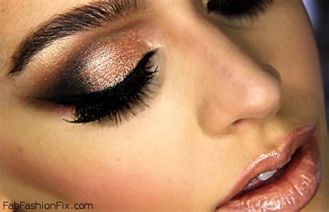 Eyeshadow Bronze the ultimate bronze smoky eyeshadow amazingmakeups