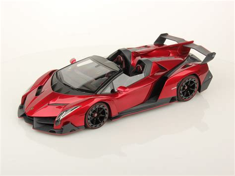 convertible lamborghini veneno lamborghini veneno roadster 1 18 mr collection models