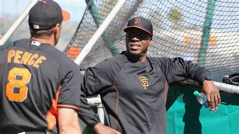 barry bonds coaching subjected  questions   coaching mccovey chronicles