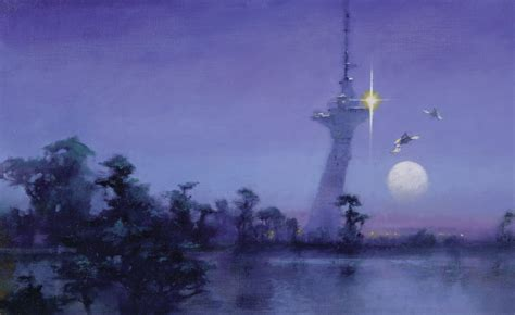 the art of john the art of john harris beyond the horizon sffworld