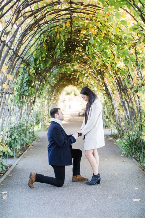 serenaded kensington gardens marriage proposal the proposers 600 best destination proposals images on pinterest