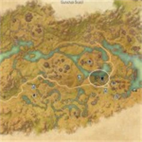 deshaan ce treasure map eso deshaan treasure map locations guide