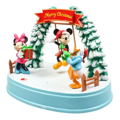 disney 6 5 quot musical animation tree swing mickey and