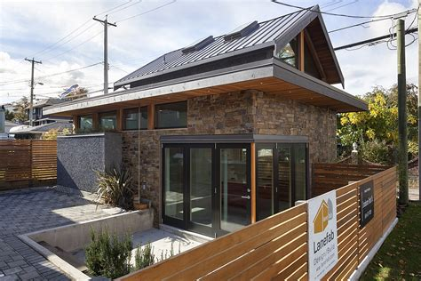 gallery an energy efficient contemporary laneway house by