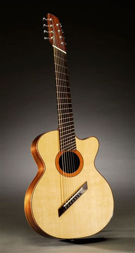 fanned fret acoustic guitar pinterest the world s catalog of ideas