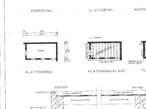 schuur 6 x 3 schuur in spouw 3 5 x 6 5 meter werkspot