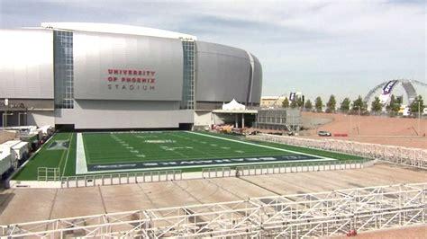 Bowl Fields by Crew Roll Bowl Field Into Stadium Nbc News