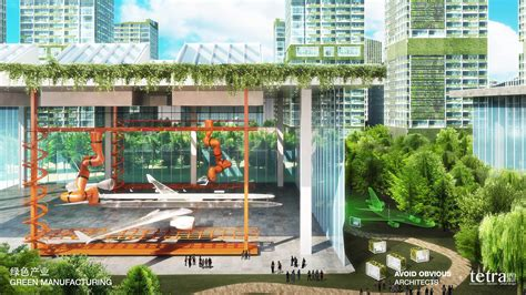 design for green manufacturing g107 bao an avoid obvious architects