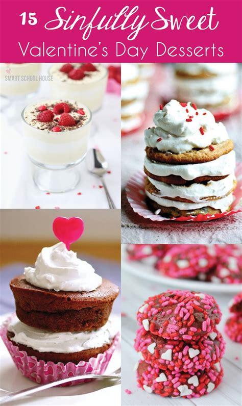 valentines desserts recipes s day desserts