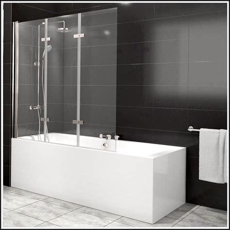 Badewannen Glasabtrennung by Duschwand Badewanne Glas Obi Page Beste