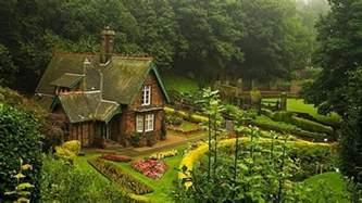 home gardens wallpaper